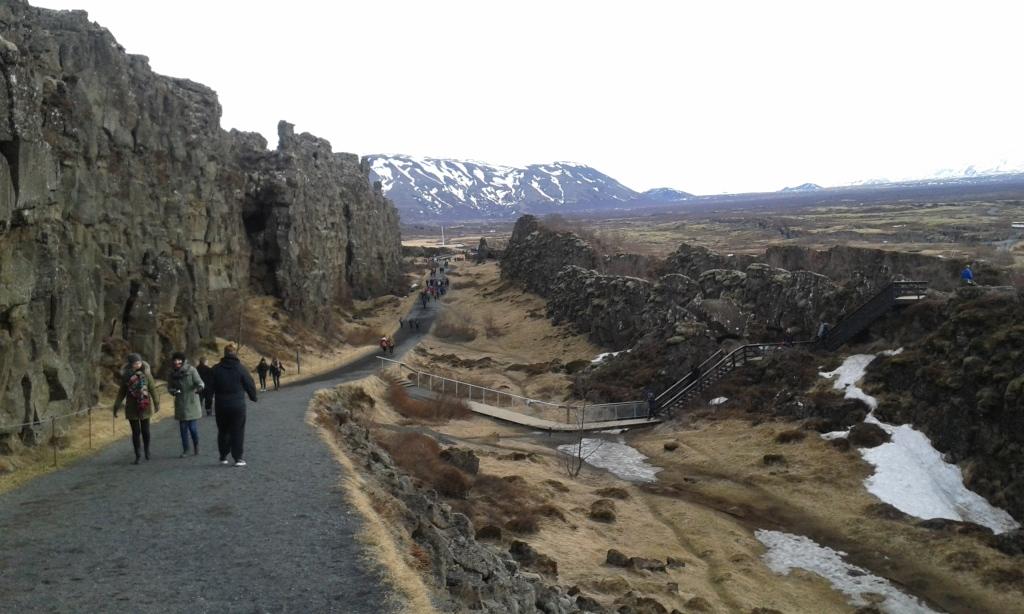 Valea Thingvellir