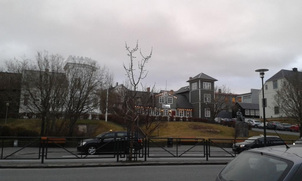Reykjavik: Laekjargata