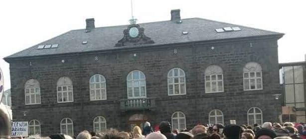 Althingi Islendinga, Parlamentul islandez