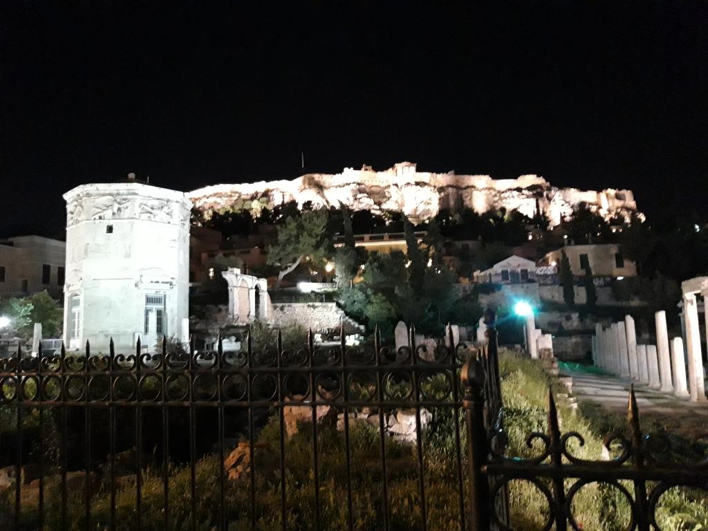 Agora romană