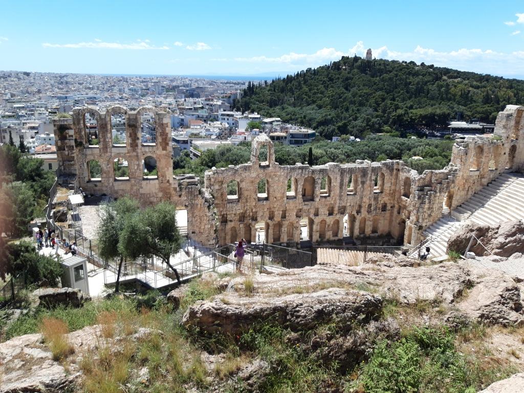 Odeonul lui Herodes Atticus