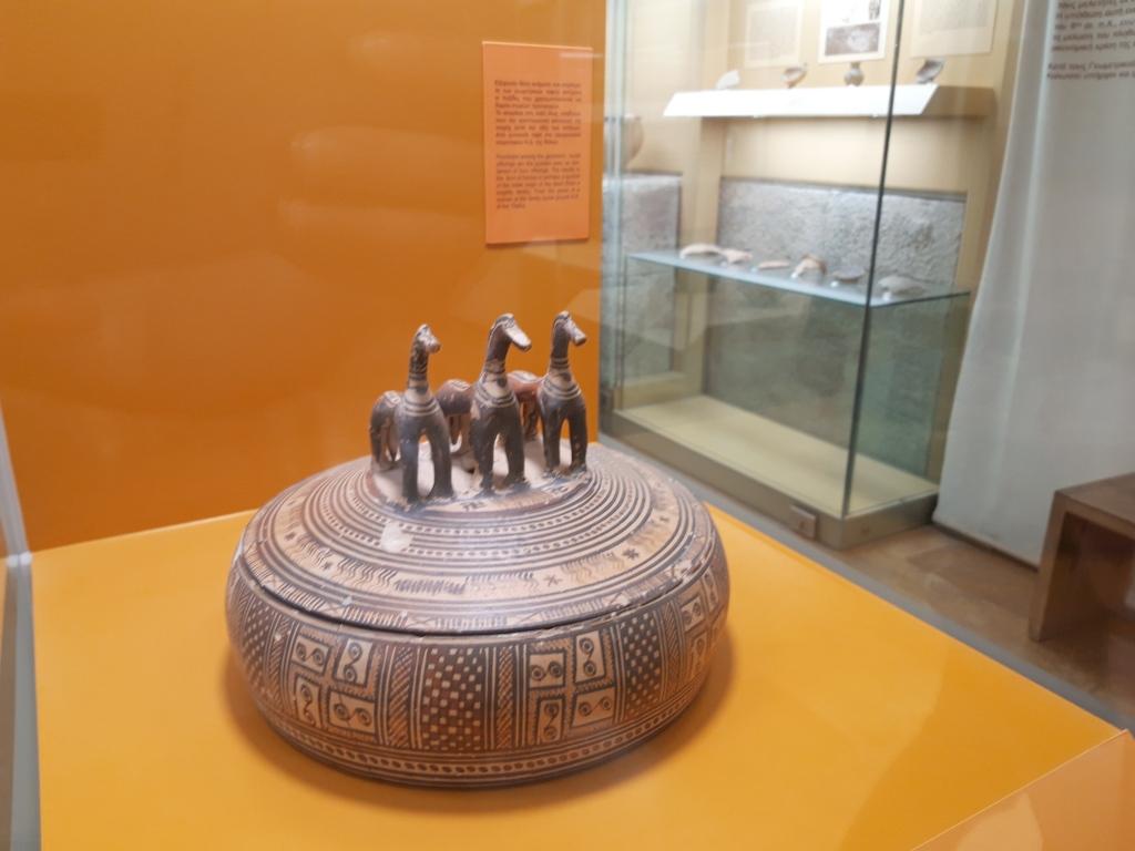 Ceramică din Grecia antică  (Muzeul Agorei)