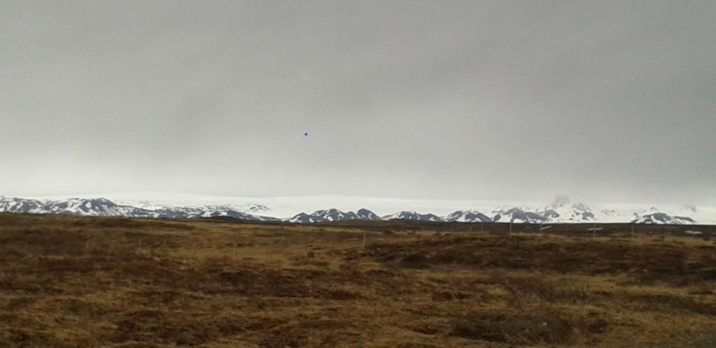 Ghețar islandez