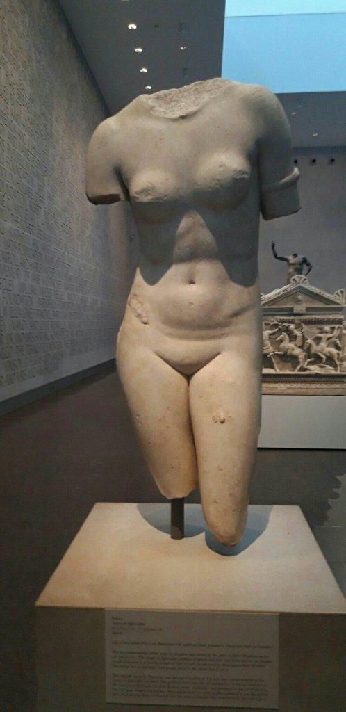 Afrodita din Cnidos de Praxiteles
