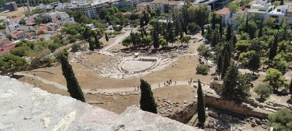 Teatrul lui Dyonisos